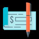 finance-bank-check